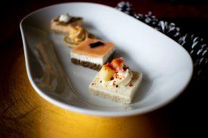 Canapés catering Birmingham: festive selection