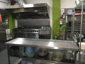Birmingham's best catering service: new unit