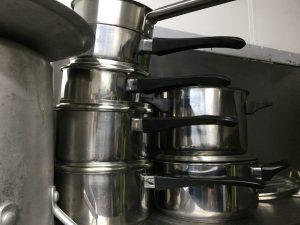 Birmingham's best catering service: pots and pans