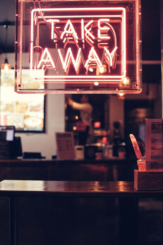 sandwich takeaway shop